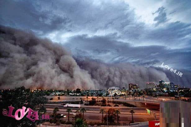 تصاویر جالب از لحظاتی قبل از طوفان ,عکس های ترسناک از طوفان,عکس های جالب از طوفان,عکس های طوفان,لحظات ثبت شده قبل از طوفان,عکس های جالب