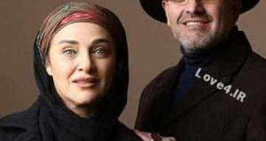 حجاب خاص خانم بازیگر معروف در کنار همسرش,رویا نونهالی, بازیگر زن, سینما, عکس آتلیه, اخبار سرگرمی