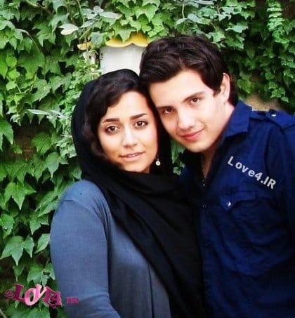 عکسهای امیر کاظمی و همسرش +ماجرای ازدواج بازیگر لیسانسه ها در۲۱ سالگی