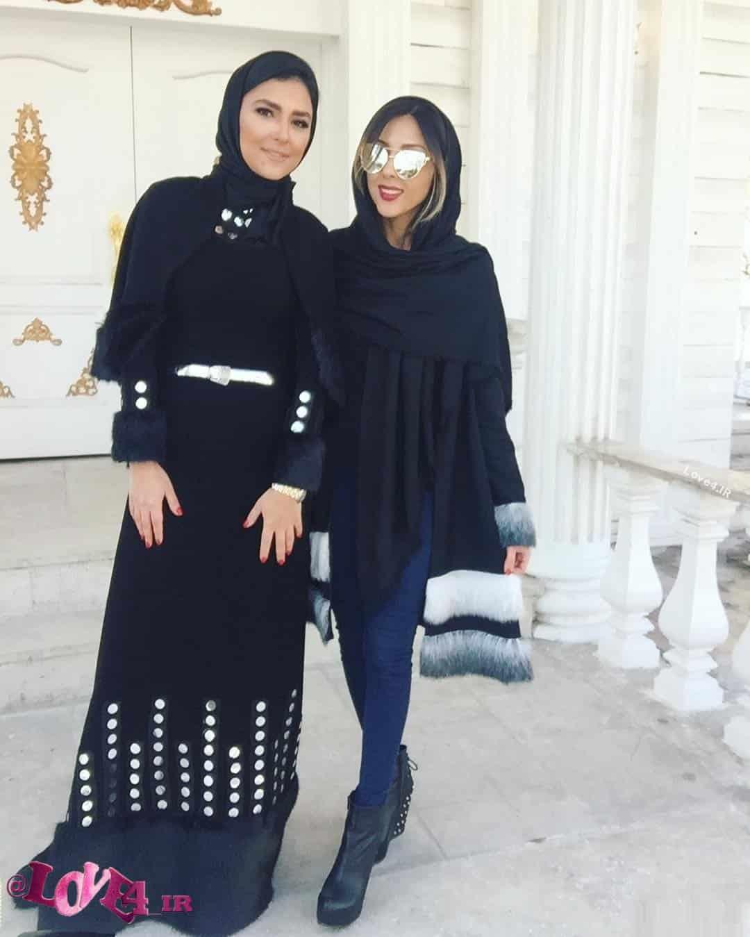 عکسهای جدید و مدلینگ هدی زین العابدین