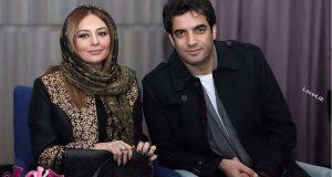 عکس جدید یکتا ناصر با همسرش منوچهر هادی