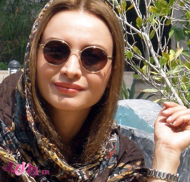 تفریح بازیگر زن معروف در لواسان +عکس