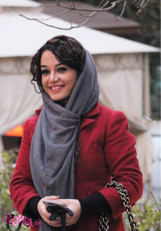 مونا برزویی در نمایشگاه عکس دچار