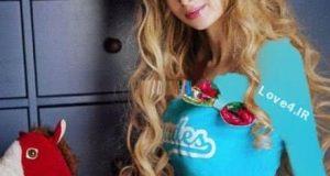 زیباترین دختر و باربی واقعی جهان +تصاویر