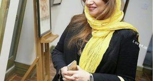 گزارش تصویری, الهام پاوه نژاد, بازیگر زن, بازیگر زن معروف, مدل آرایش بازیگر زن, تیپ بازیگر زن