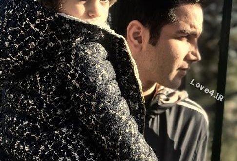 دختر محسن یگانه در لباس عروس +عکس
