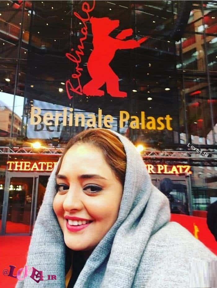 تیپ نرگس محمدی در برلین + تصاویر,تیپ نرگس محمدی در برلین,عکس های نرگس محمدی در برلین,نرگس محمدی,نرگس محمدی در جشنواره برلین,تصاویر هنرمندان