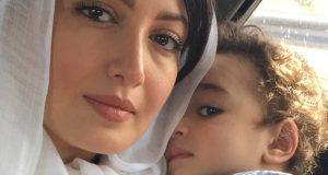 شیلا خداداد فارغ شد: دوست دارم بچه ام سوسول شود! +عکس