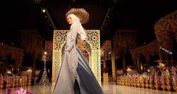 دختران روس | شوی لباس اسلامی با دختران روس!