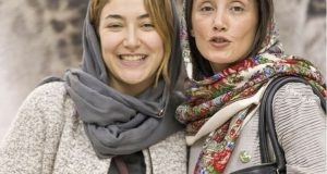 عکس جدید هدیه تهرانی و ریحانه طراوتی