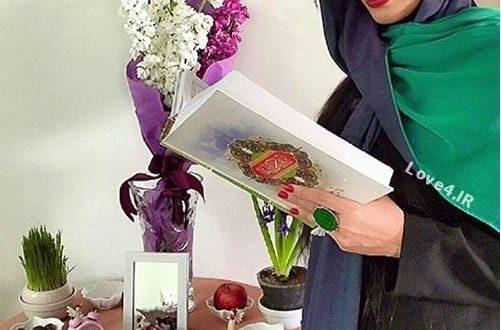عکس های جدید بازیگران پای سفره هفت سین عید ۱۳۹۶
