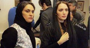 تصاویر بازیگران و هنرمندان در منزل علی معلم برای ابراز تسلیت