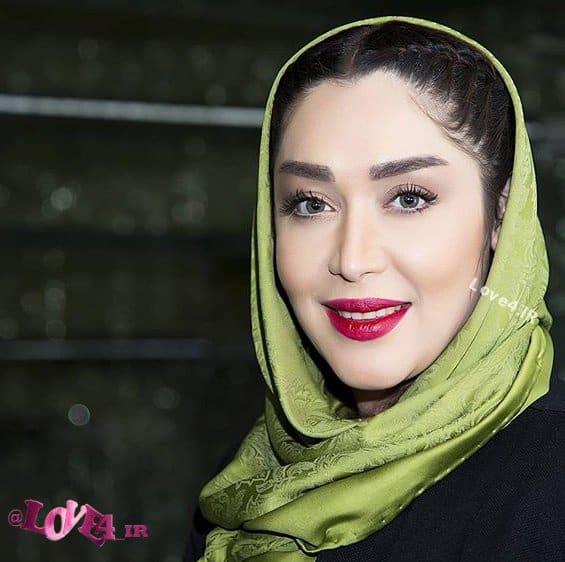 تصاویر تبلیغاتی سارا منجزی بازیگر زن سینما