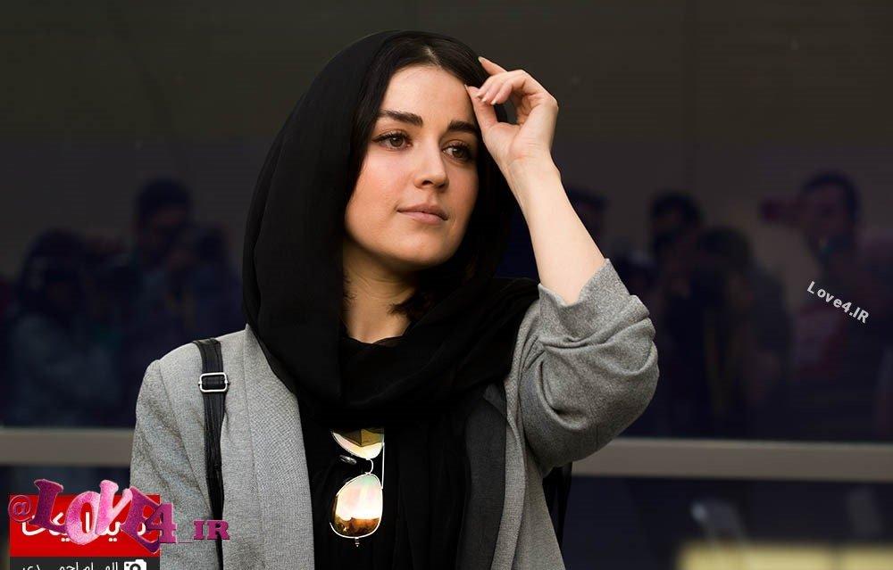 تیپ جدید افسانه پاکرو در جشنواره جهانی فیلم فجر 35