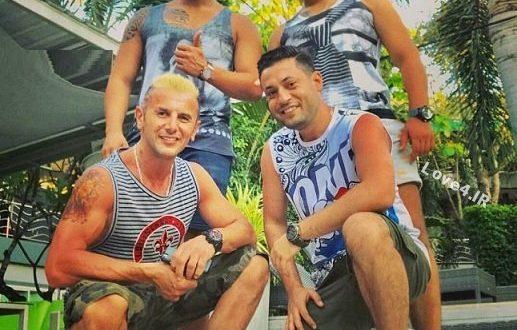 تصاویر بازیگران ایرانی با شلوارک و لباس ناجور در تایلند