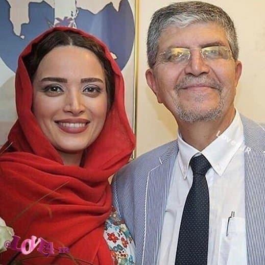 بهنوش طباطبایی به طلاق از مهدی پاکدل در روز پدر اعتراف کرد+ عکس