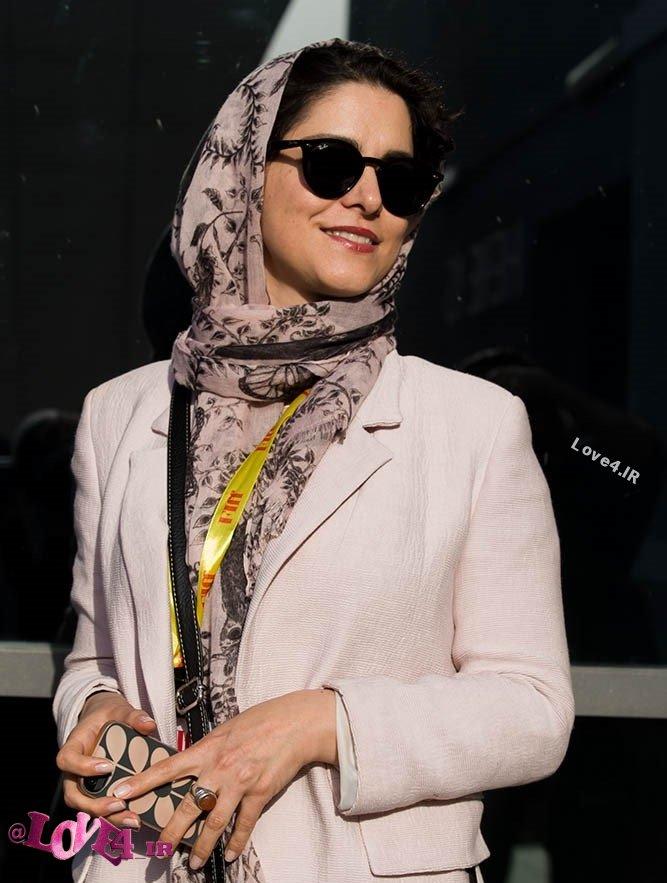تیپ و مدل مانتوی غزل شاکری در جشنواره جهانی فیلم فجر ۳۵