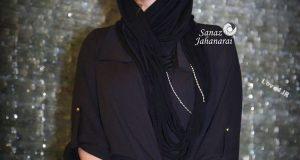 تیپ و مدل لباس مریم کاویانی در اکران فیلم امتحان نهایی
