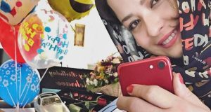 جشن تولد مهراوه شریفی نیا