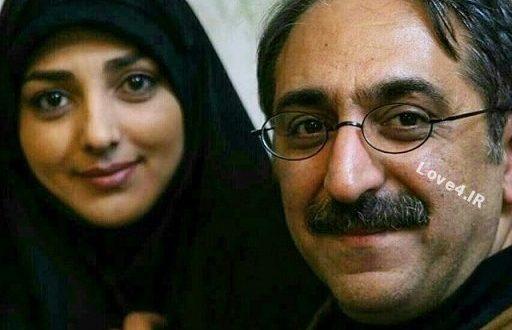 بیوگرافی و عکسهای شهرام شکیبا و همسرش ستاره سادات قطبی اختلاف سنی 14 ساله