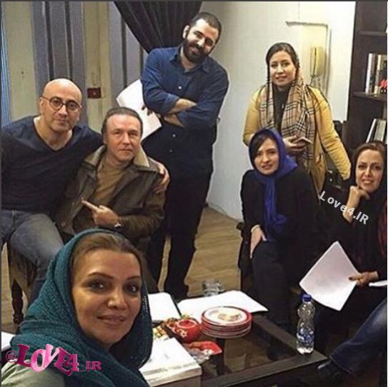 سلفی گلاره عباسی با عارف لرستانی + آخرین دیدار با عارف لرستانی