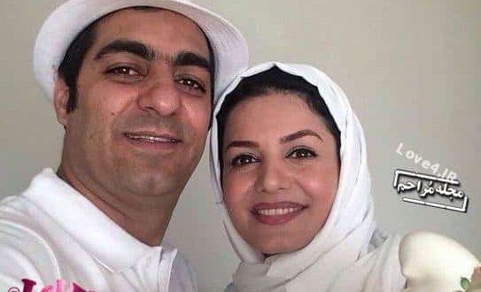 بیوگرافی آزیتا رضایی و مجتبی ظریفیان +ازدواج زوج هنری