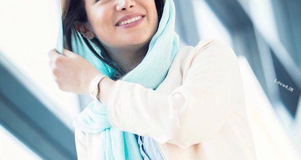 ژست و مدل لباس بهاره افشاری در جشنواره جهانی فیلم فجر