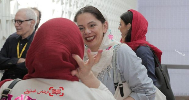 تیپ بازیگران در سی و پنجمین جشنواره جهانی فیلم فجر