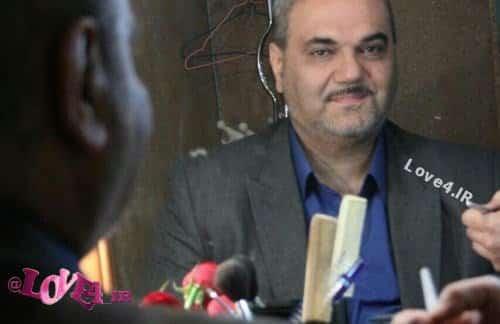 بیوگرافی جواد خیابانی و همسرش +عکسها