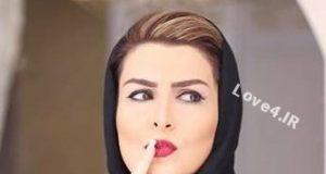 عکس زیبای تبلیغاتی ماه چهره خلیلی