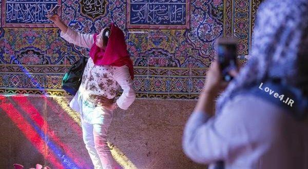 جاذبه های ایران,عکس مسجد نصیرالملک , عکس های مسجد نصیرالملک, مسجد نصیرالملک در شیراز, گالری تصاویر, ,