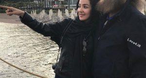 تصاویر سارا صوفیانی و همسرش امیرحسین شریفی 96