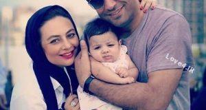 تصاویر جدید یکتا ناصر و دخترش سوفی