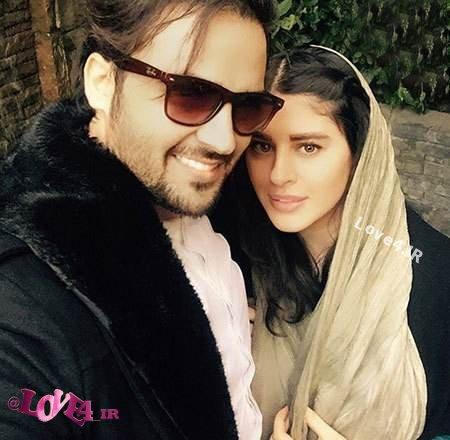 تصاویر بازیگران ایرانی کنار همسرانشان