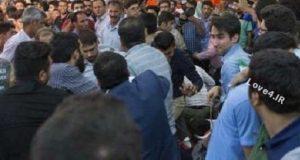 جزئیات دعوا و کتک کاری در سخنرانی قالیباف در شیراز