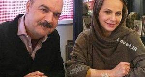 عکس های ایرج طهماسب و همسرش