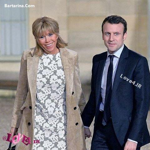 بیوگرافی و عکسهای امانوئل همسر ماکرون رئیس جمهور جدید فرانسه