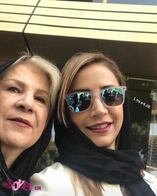 عکس جدید شبنم قلی خانی و مادرش +بیوگرافی و ازدواج