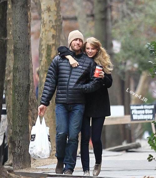 عکس های تیلور سویفت با دوست پسر جدیدش +رابطه اخیر
