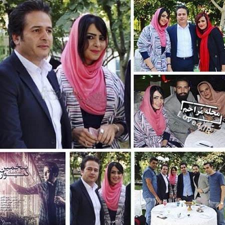 بیوگرافی و عکسهای امیر تاجیک و همسرش + اینستاگرام