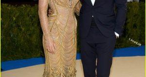 عکس بلیک لیولی در مراسم Met Gala 2017