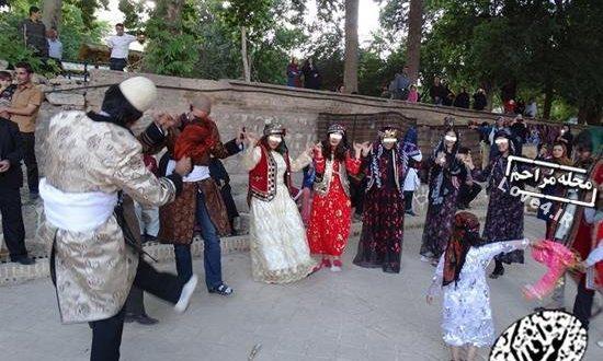 تصاویر جشن گلونی در لرستان