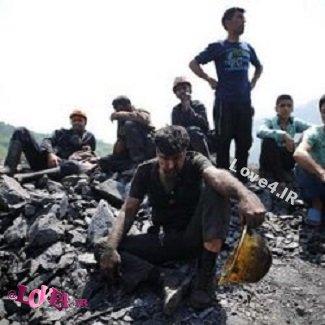 عکس خودروهای لوکس معدنچیان گلستانی که جان باختند
