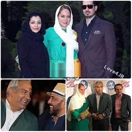 عکس بازیگران در مراسم اکران فیلم نهنگ عنبر 2