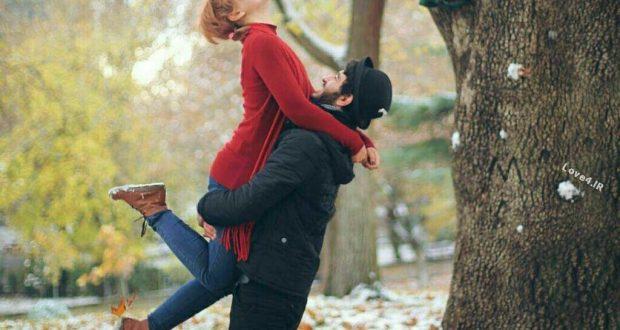 دلنوشته های عاشقانه |عکس عاشقانه دونفره
