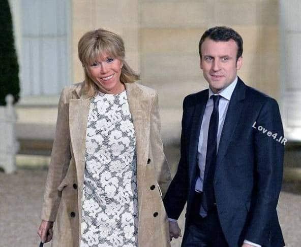 جوان ترین رئیس جمهور و همسری که 24 سال از خودش بزرگ تر است! +عکس
