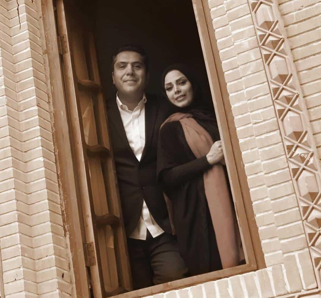 عکسهای دیده نشده صبا راد و همسرش مانی رهنما