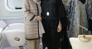 تیپ جدید ساره بیات همراه دوستش +اینستاگرام
