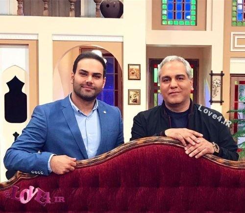 بیوگرافی سیامک عباسی +عکسهای خانوادگی ازدواج گفتگو
