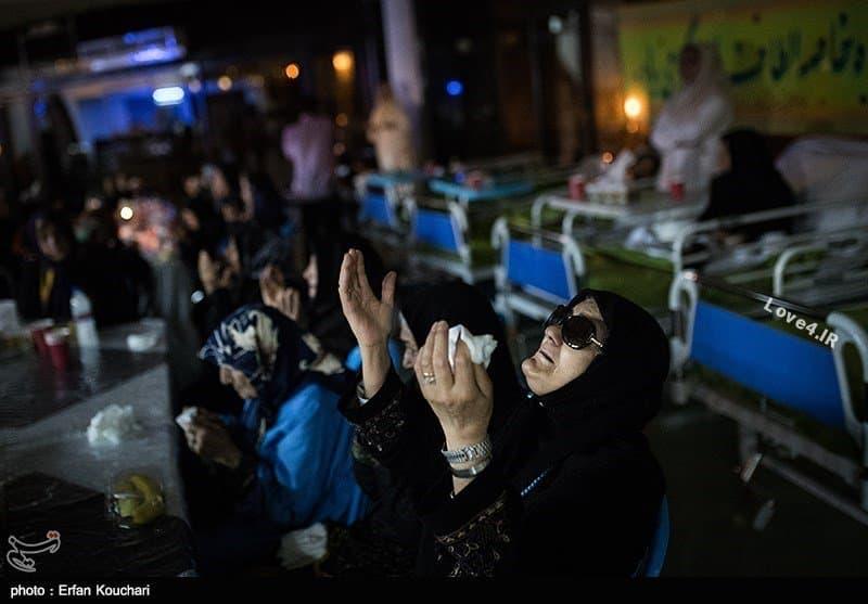 تصاویر شب قدر و احیا ماه رمضان